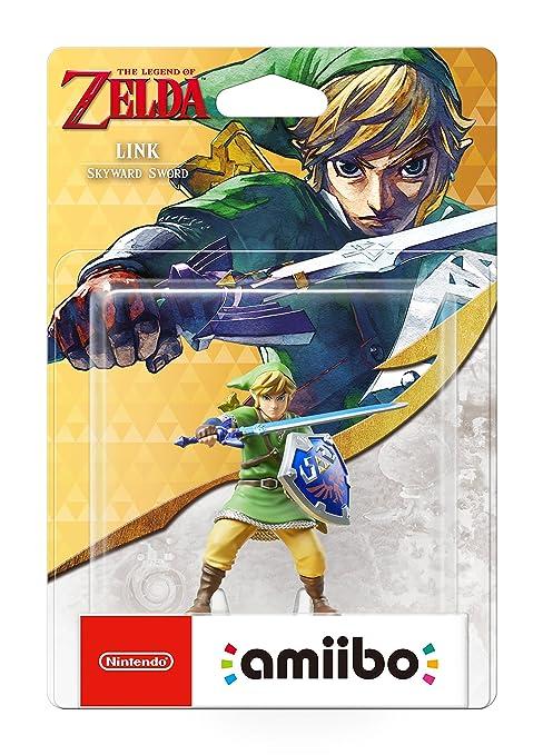 3 opinioni per Amiibo Link Skyward Sword- The Legend of Zelda Collection