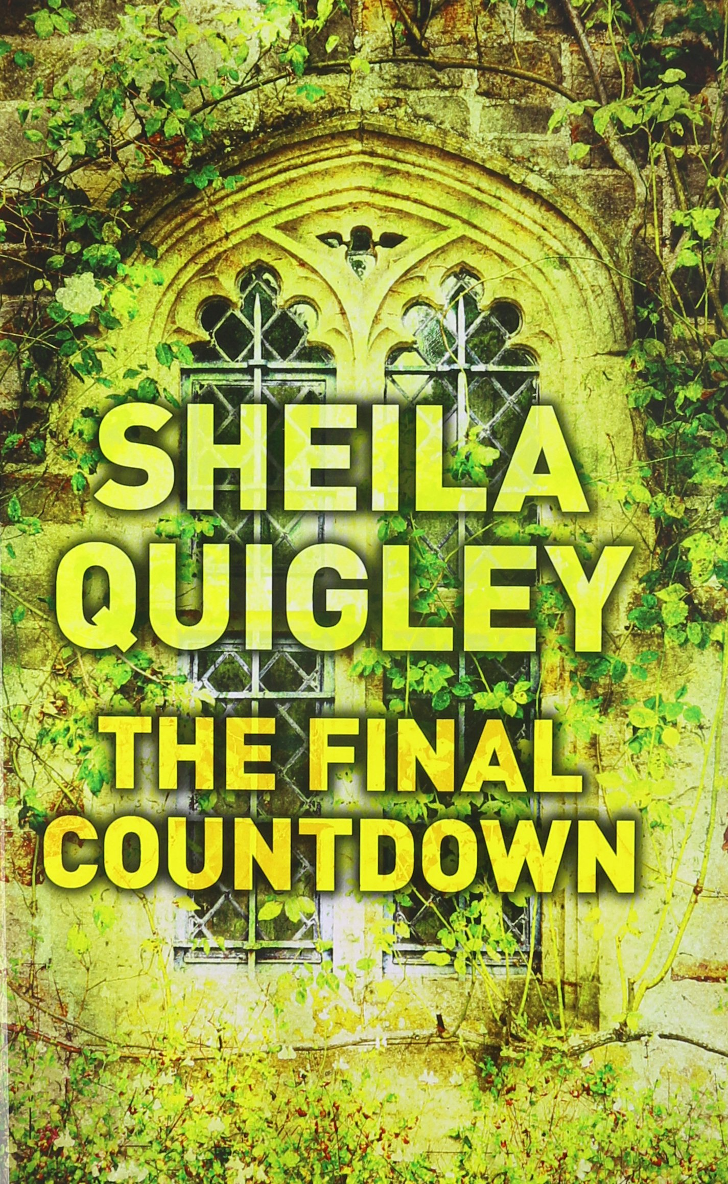 THE FINAL COUNTDOWN (HOLY ISLAND TRILOGY series Book 3)