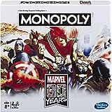 Jogo Monopoly Marvel - E7866 - Hasbro