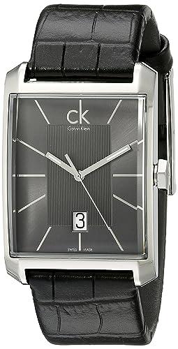 e1745e1950 Image Unavailable. Image not available for. Colour: Calvin Klein Men's  Quartz Watch ...