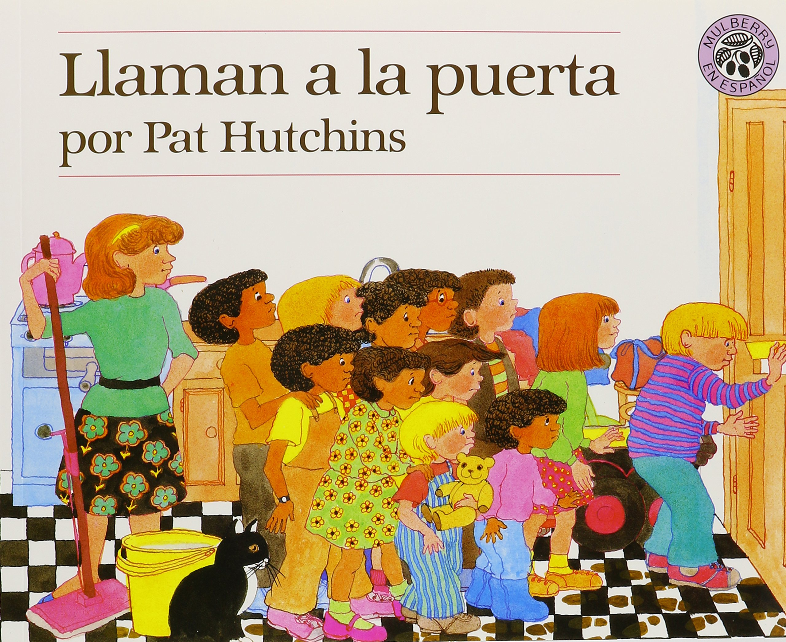 Llaman a la Puerta (The Doorbell Rang, Spanish Edition; Book & Audio CD)