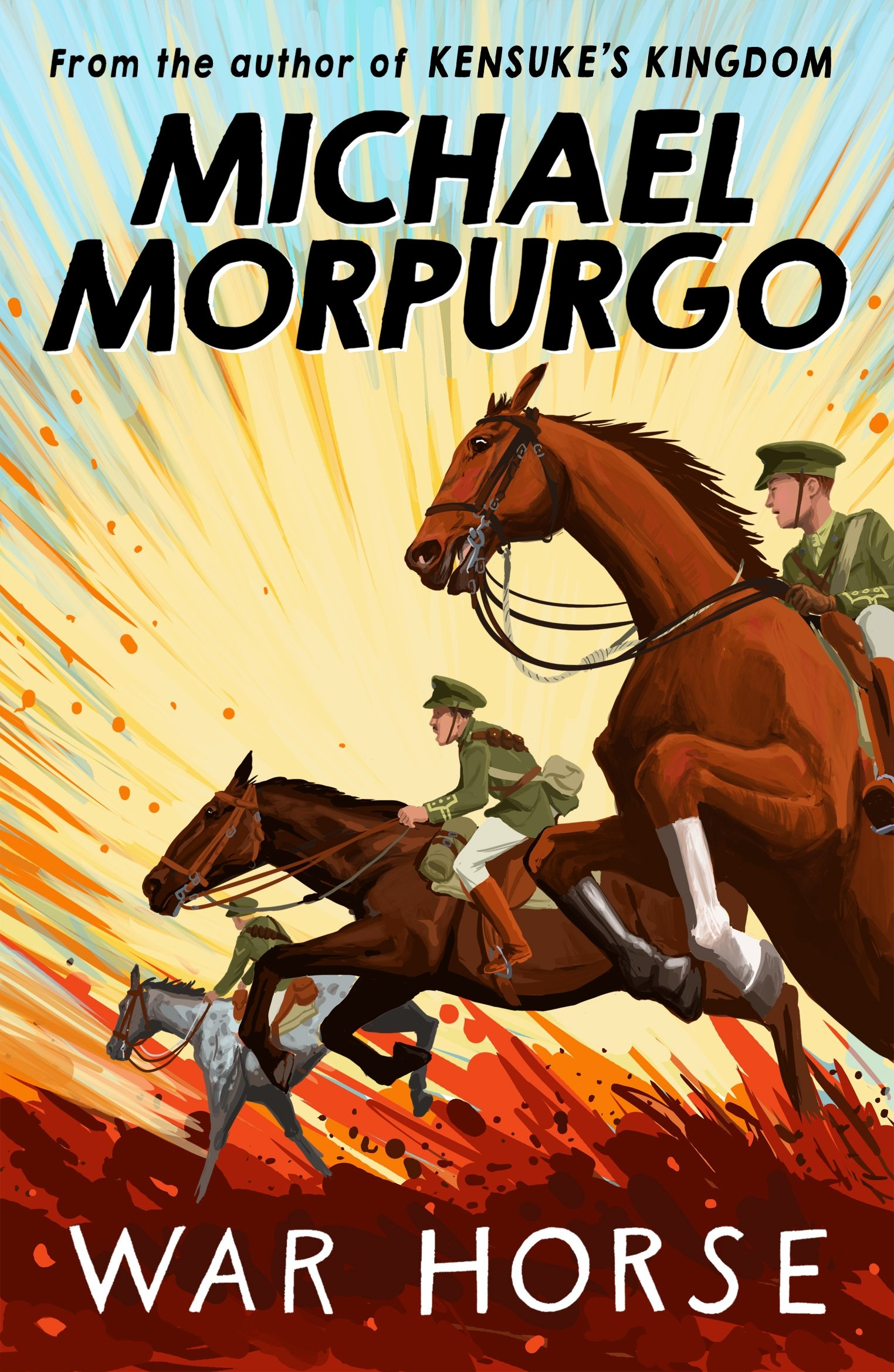 War Horse: Amazon.co.uk: Morpurgo, Michael: Books
