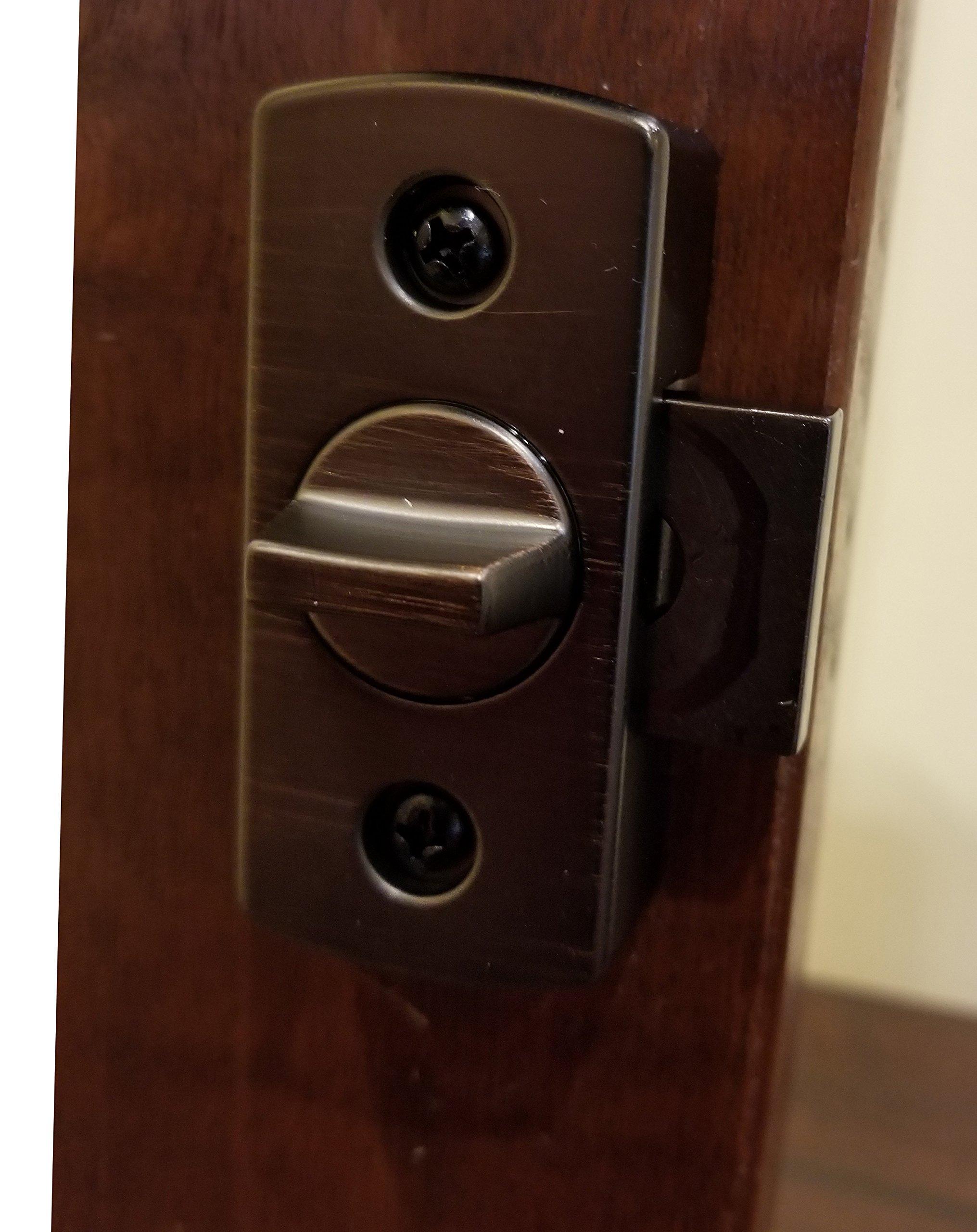 Storm Door Hardware Surface Mount- 1-1/4 inch Thick Door-90239-151 Oil Rubbed Bronze