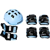 Cosco Protective Kit, Junior (Sky Blue)