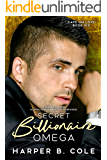 Secret Billionaire Omega: Nonshifter MM Mpreg Romance (Cafe Om Love Book 6)