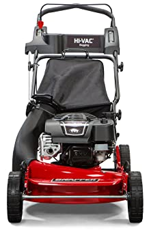 Snapper 3-in-1 Mower And Lawn Vacuum