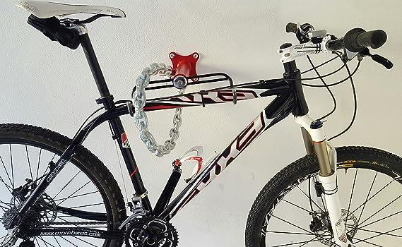Antirrobo bicicletas a pared Anaconda 11 – 1000 mm
