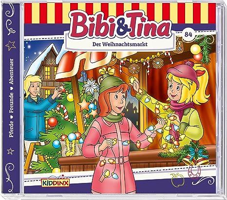 Folge 84 Der Weihnachtsmarkt Bibi Tina Amazonde Musik