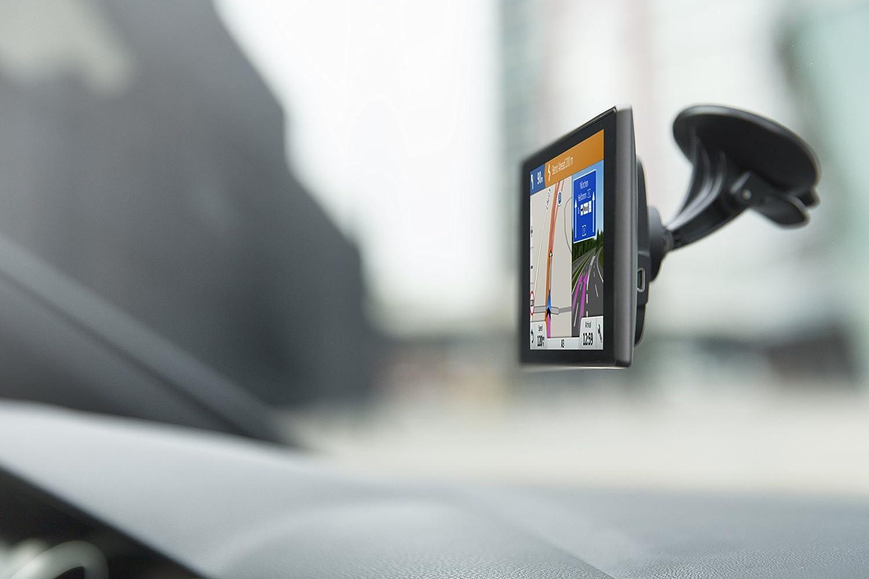Nero Videocamera Integrata Garmin Drive Assist 50 LMT-D EU Navigatore con Display da 5.0 Mappa Italia e Europa