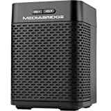 Mediabridge Forte Portable Bluetooth Speaker with Powered Rear-Firing Subwoofer - Wireless Speaker with Rechargeable Battery - (Part# BTS-1B)