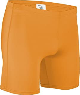 product image for NL-111-CB Men's and Women's Compression Short Tight Fit, Moisture and Odor Resistant (XX-Large, Gold)