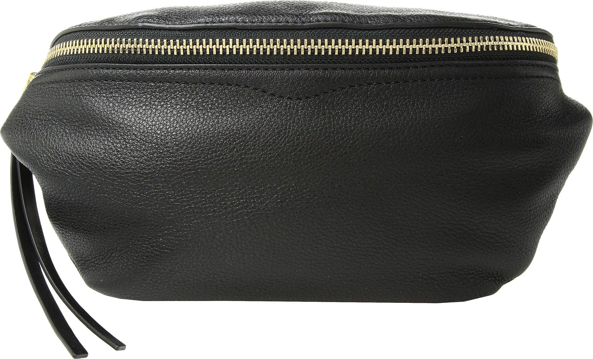 Rebecca Minkoff Women's Bree Belt Bag, Black, One Size