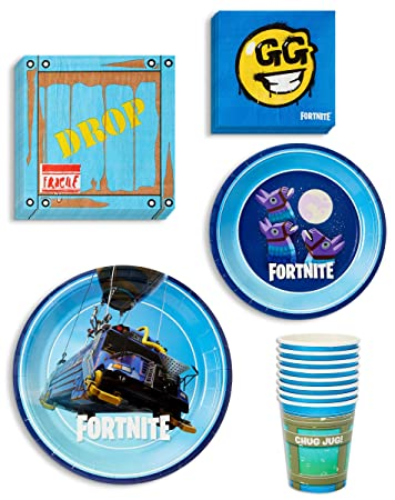 image unavailable - amazon prime fortnite party supplies