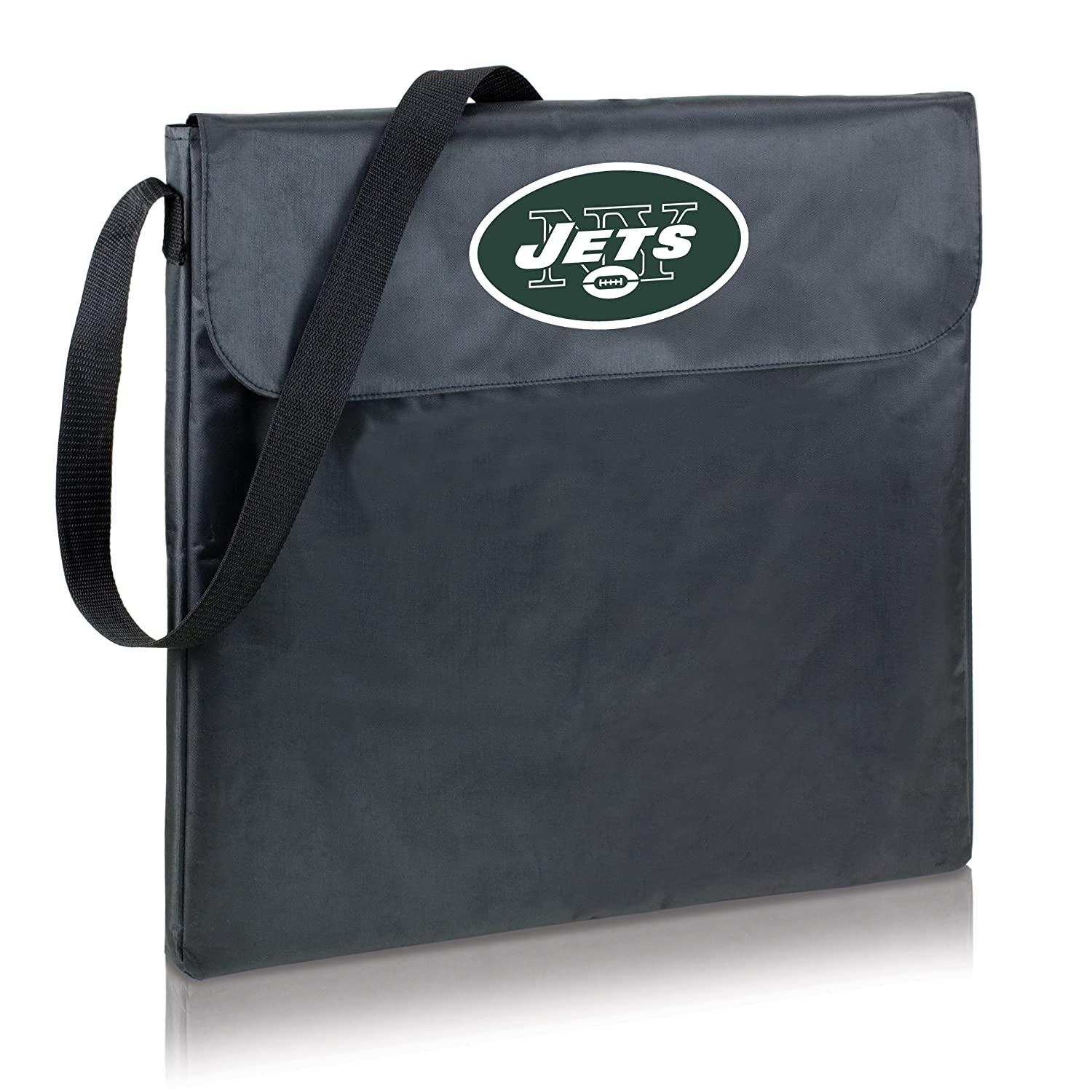 NFL New York Jets Portable Collapsible Charcoal X-Grill