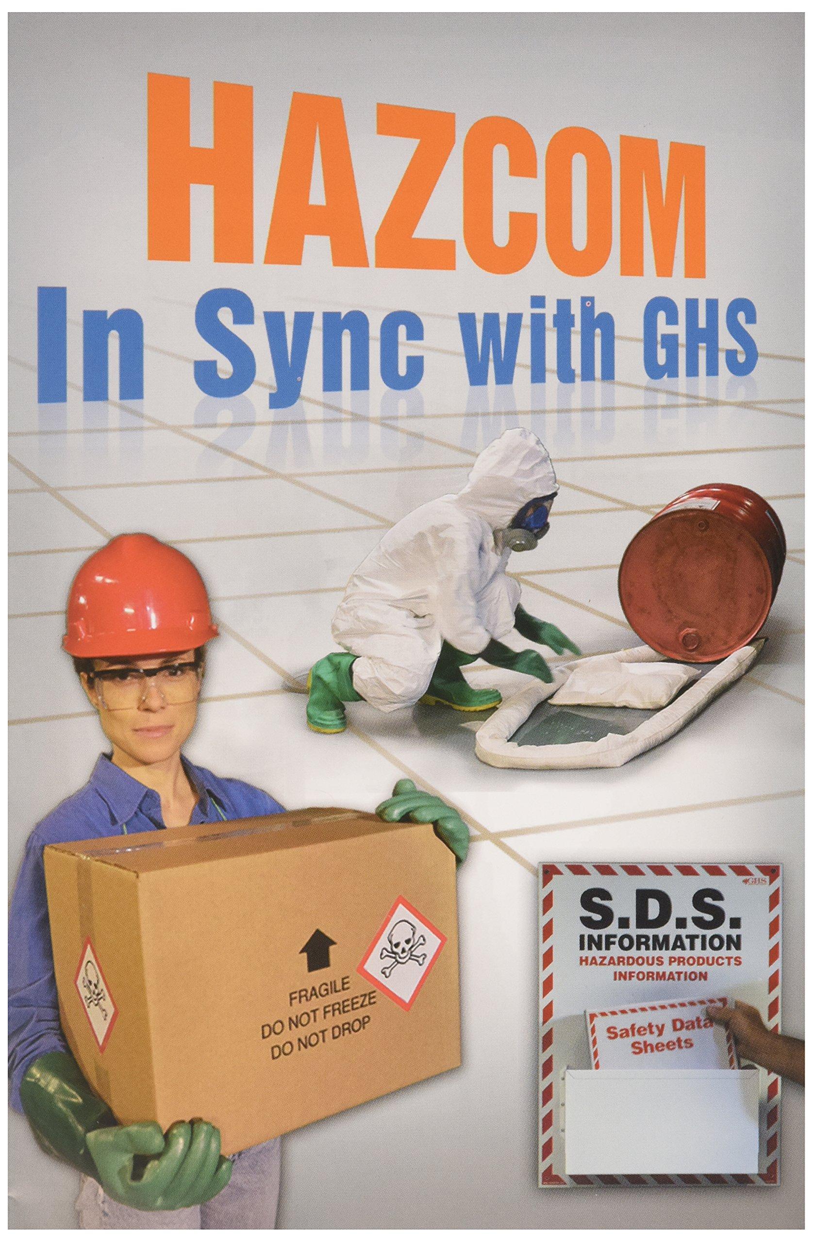 Brady 66206 Hazard Communication Training Handbook (Pack of 10)