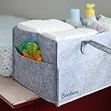 Baby Diaper Caddy by Bonbino - Luxury Portable