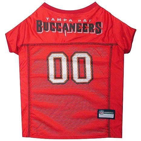 Amazon.com   NFL TAMPA BAY BUCCANEERS DOG Jersey c2f7a517503
