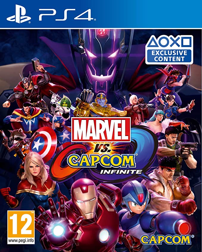 Marvel Vs. Capcom Infinite - Exclusive Content