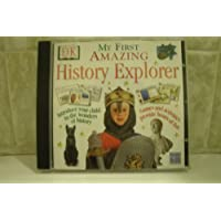 CD-ROM: Jewel Case (Std): My 1st Amazing History Explorer (Dual) (My First)