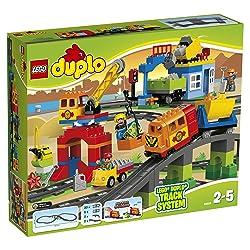 Lego Duplo - Eisenbahn Super Set