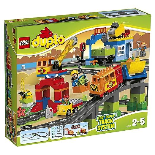 1079 opinioni per LEGO Duplo 10508- Set Treno Deluxe
