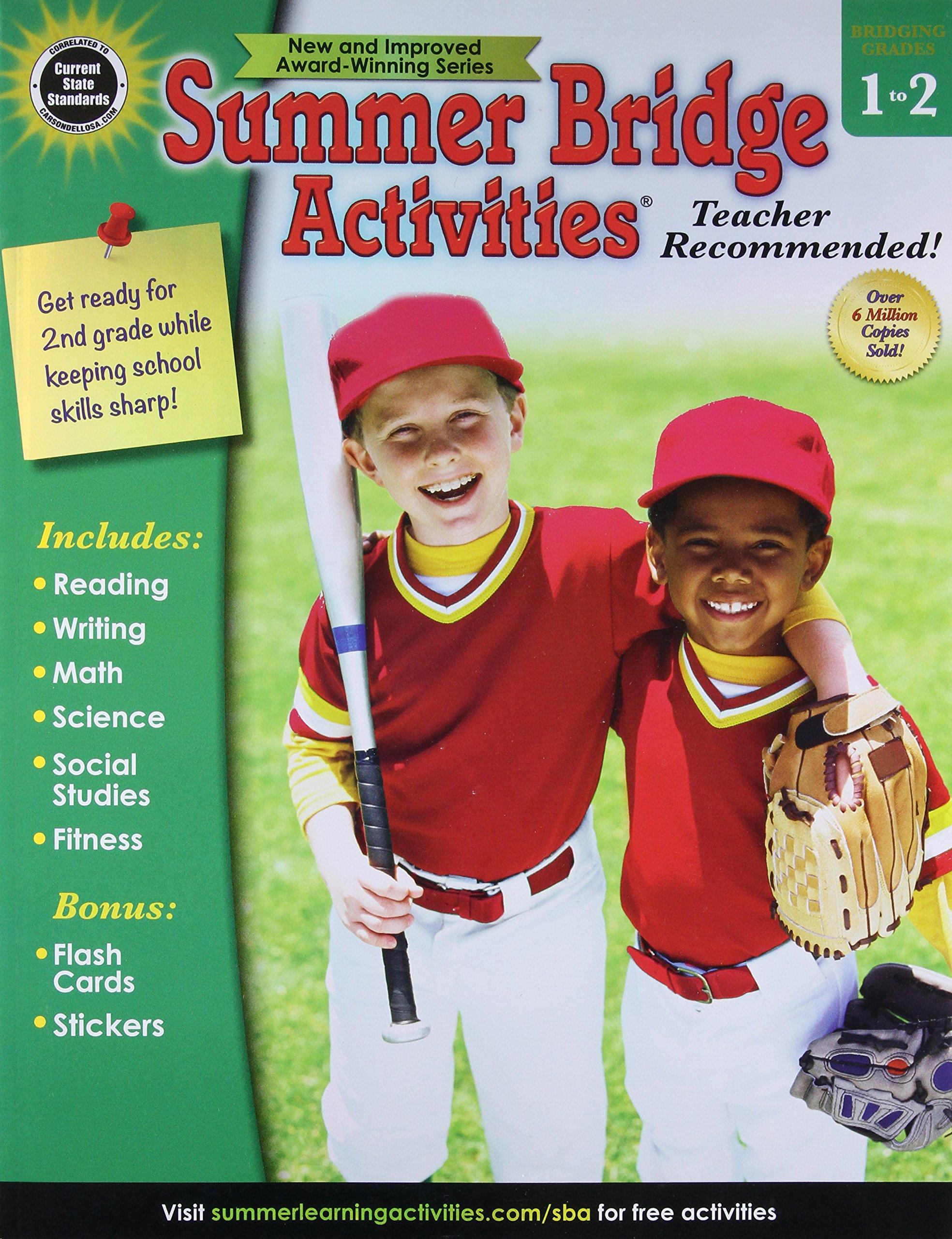 Summer Bridge Activities®, Grades 1 - 2
