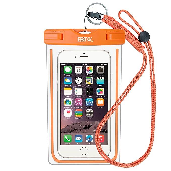 iVoler [2 Pezzi] Custodia Impermeabile Smartphone IPX8 Borsa
