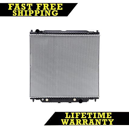 Amazon.com: RADIATOR FOR FORD FITS F250 F350 F450 F550 S-DUTY TURBO DIESEL 6 V8 2741: Automotive