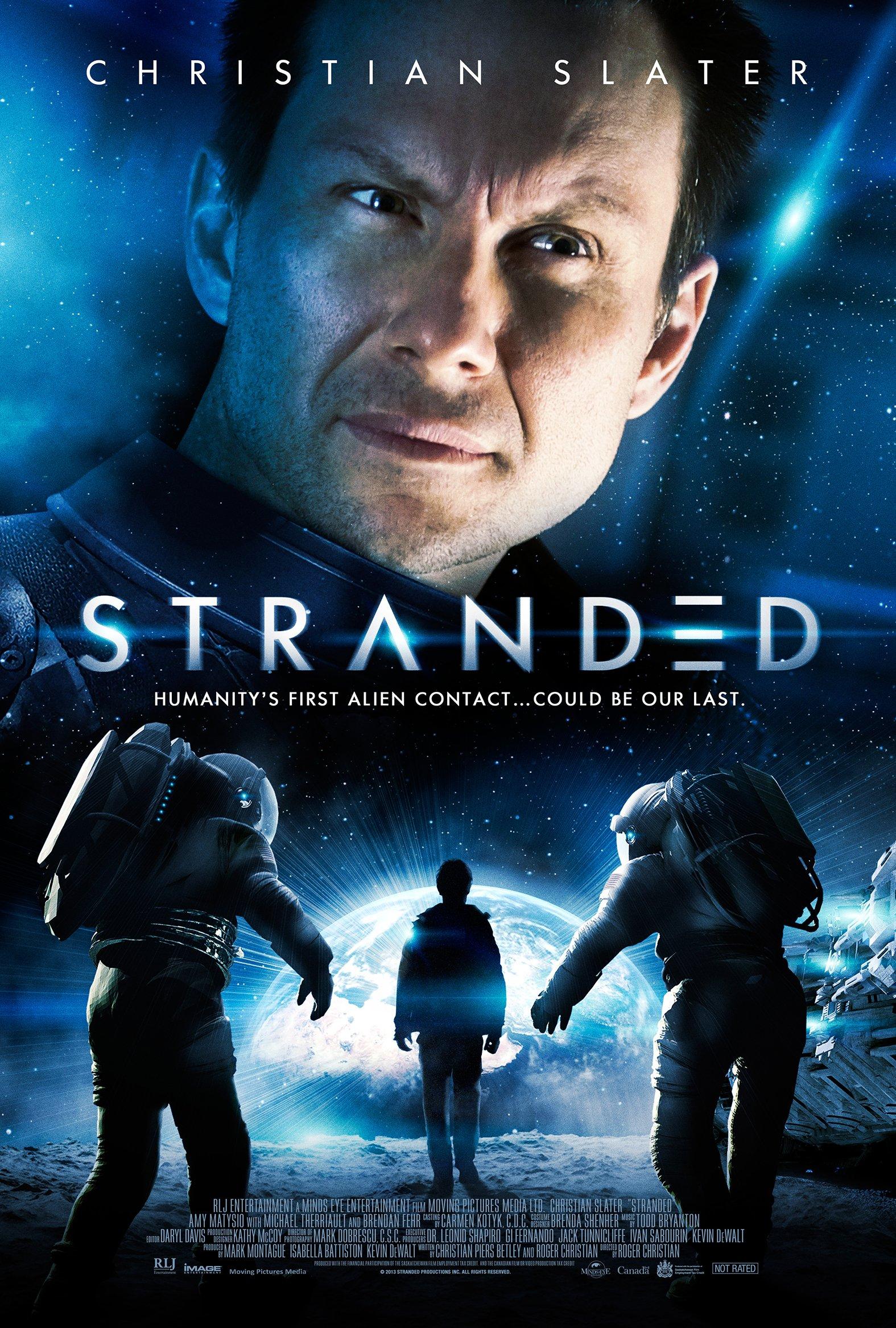 DVD : Stranded (DVD)