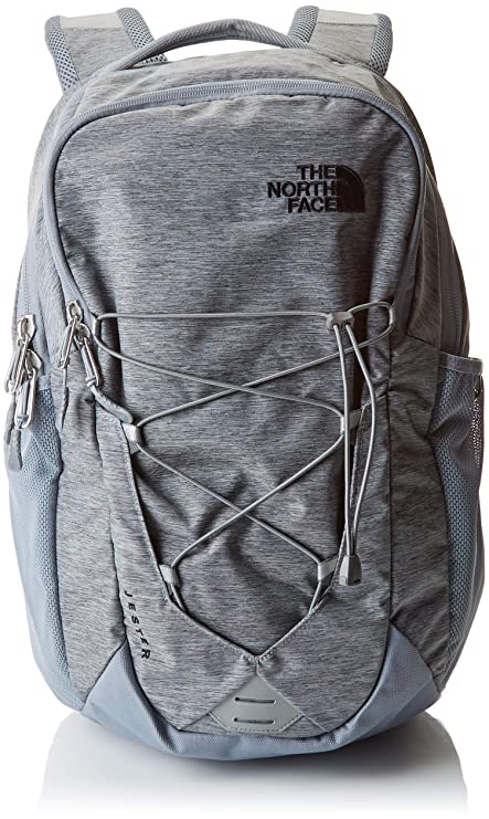 The North Face Equipment TNF Mochila Jester, Unisex adulto, Mid Grey Dark Heather/