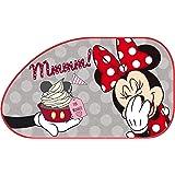 Disney 27009 Coppia Tendine Laterali Trapezio Minnie, 65x38 cm