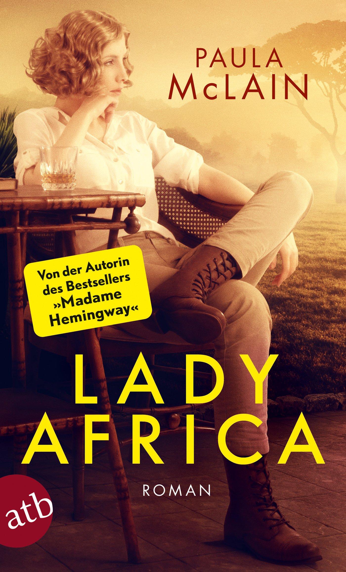 Lady Africa  Roman