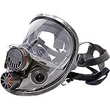 Honeywell 760008Aas Respirator Full Face 7600 Small