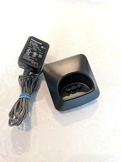 Amazon.com: Panasonic. . pnlc1040 teléfono cargador de base ...
