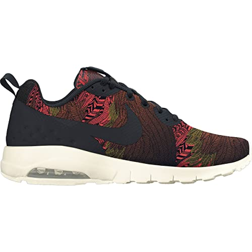 51fcbf9f37b9d Nike Air Max Motion LW Print Black/Black-Max Orange (WS) (7 B(M) US): Buy  Online at Low Prices in India - Amazon.in