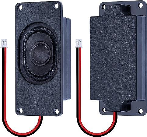CQRobot-Lautsprecher 6 Ohm 6 Watt für Arduino, JST-PH6.6-Schnittstelle. Es  ist ideal für eine Vielzahl Kleiner elektronischer Projekte.