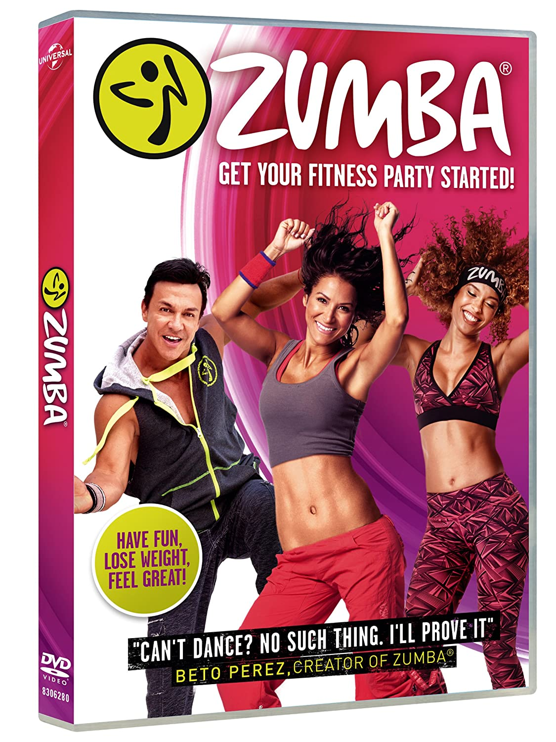 zumba dvd 2015 dance workout fitness burn fat training exercise new sealed ebay. Black Bedroom Furniture Sets. Home Design Ideas