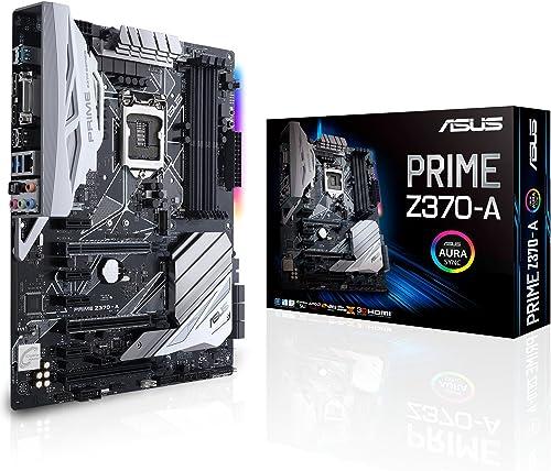 ASUS Prime Z390-A Motherboard LGA1151