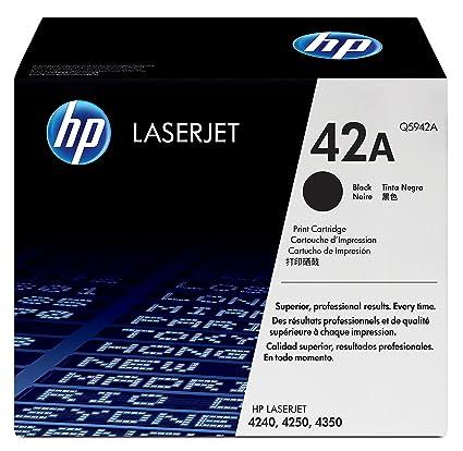 HP Q5942A 42A Toner Cartridge Black 4240,4250,4350