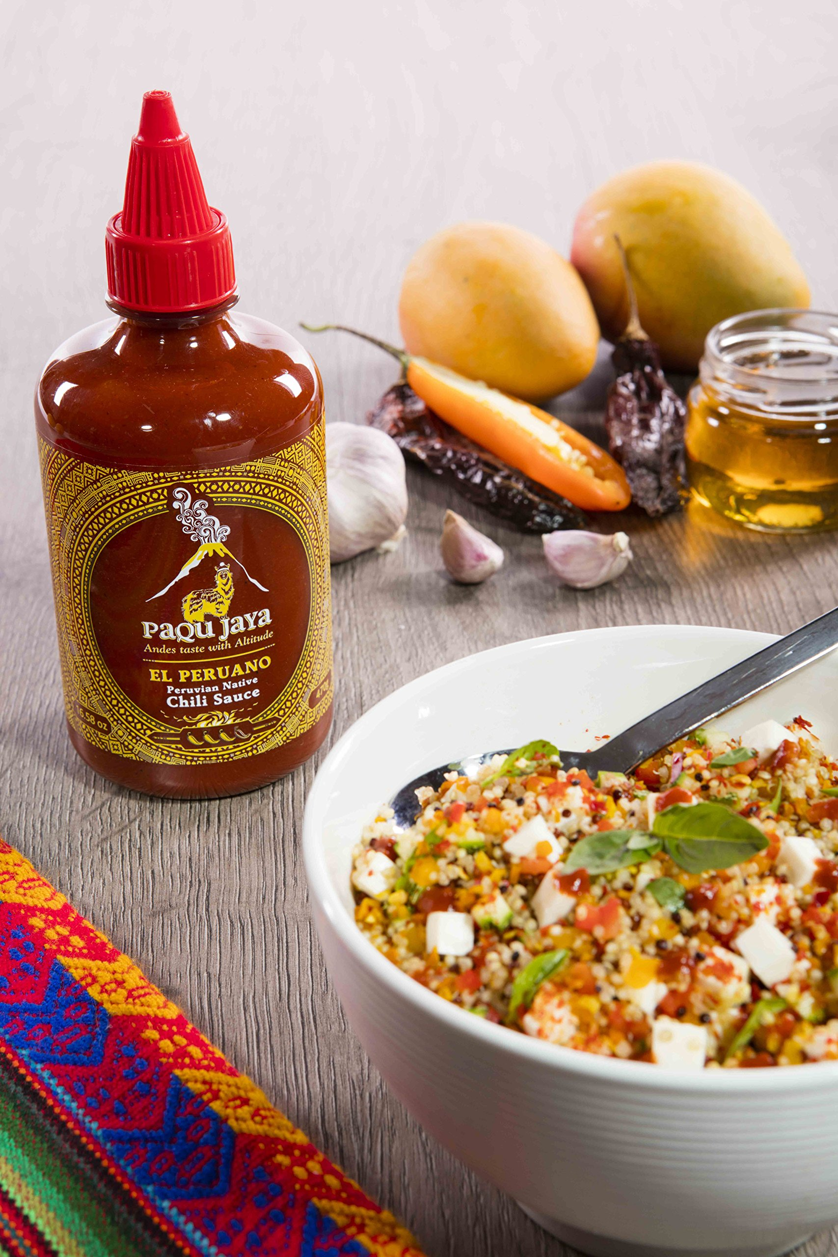 Paqu Jaya - El Peruano Native Chili Hot Sauce by Paqu Jaya (Image #3)