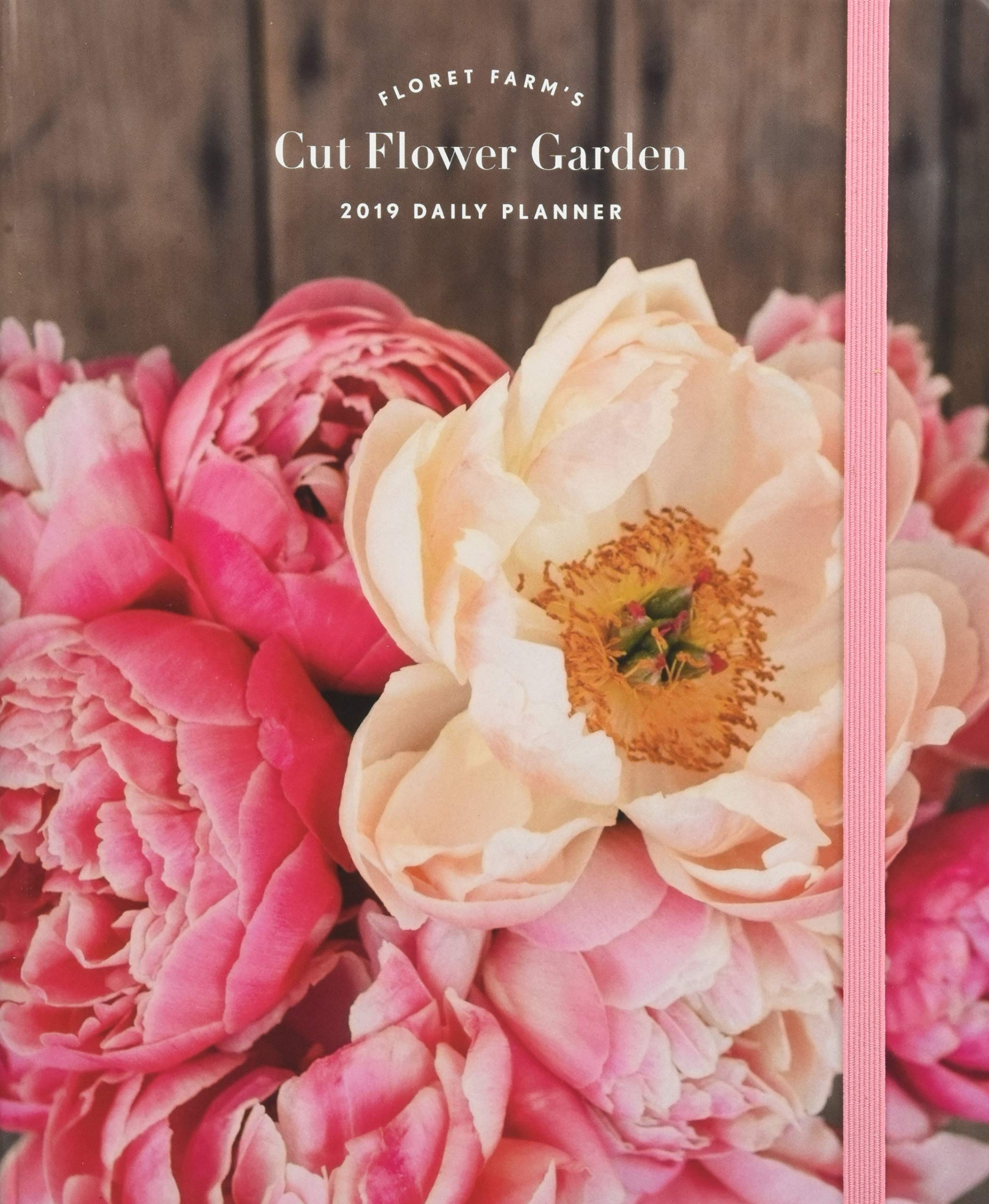 Amazon Floret Farms Cut Flower Garden 2019 Daily Planner