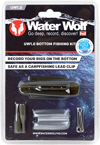 Water Wolf Unterwasser Grundfischerei Set WA51104
