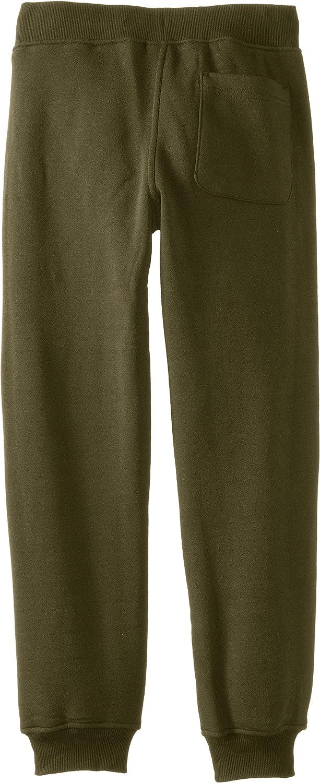Southpole Kids Big Boys Basic Fleece Jogger Pant in Medium-Weight Fabric