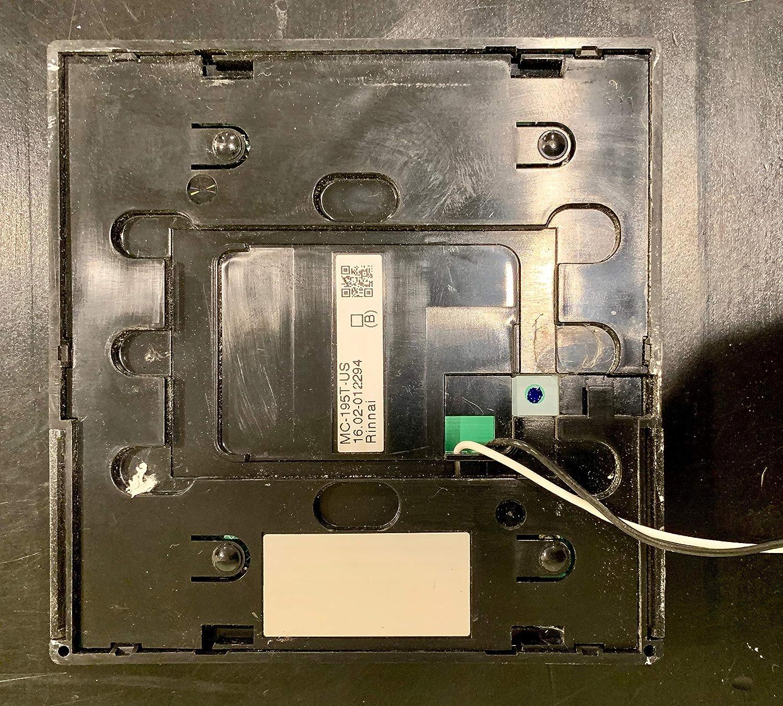 Rinnai mc-195t-us user manual