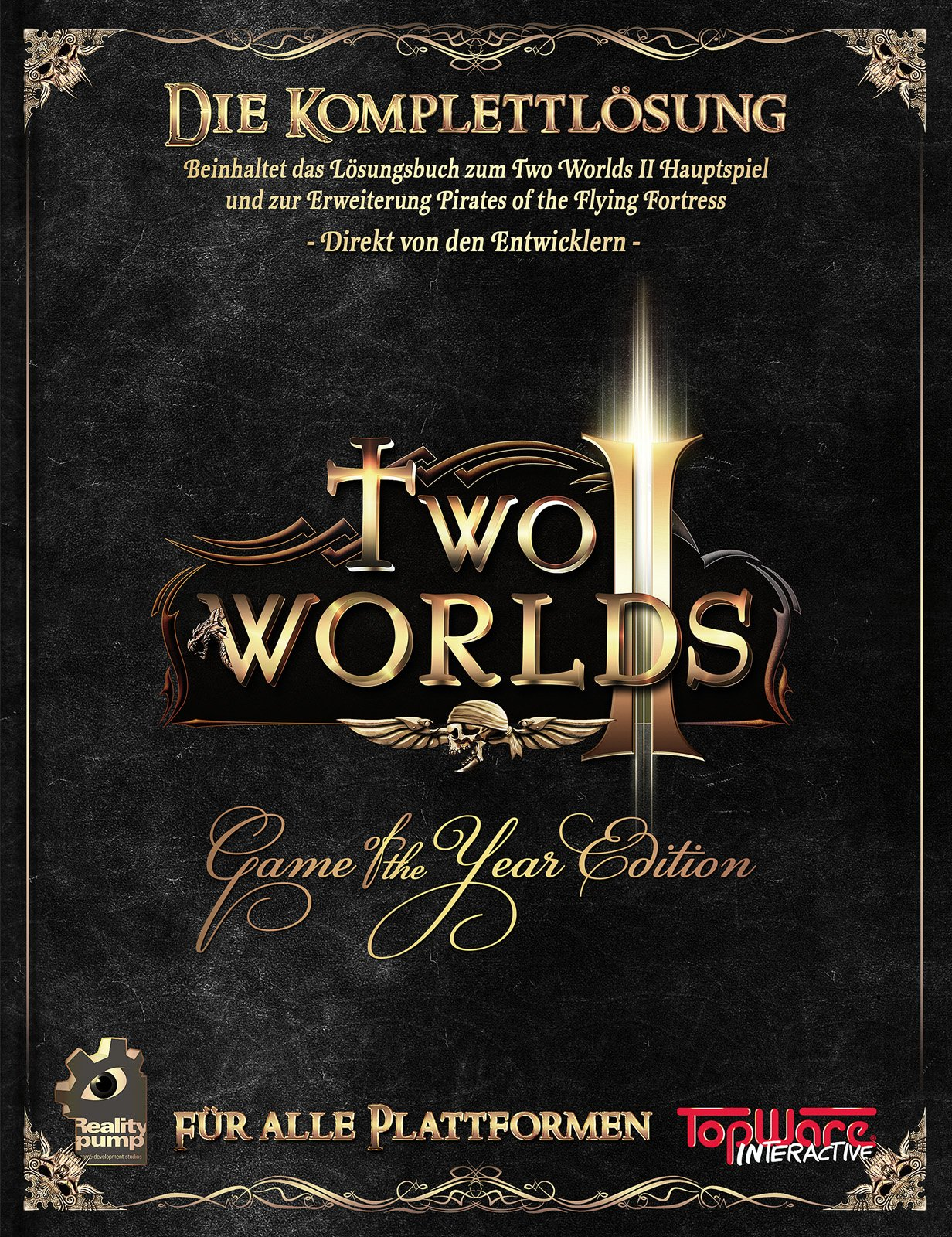Two Worlds II - Lösungsbuch Extended Edition
