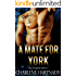 A Mate for York (The Program Book 1)