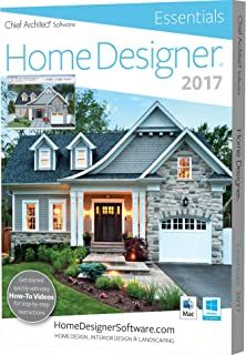 Chief Architect Home Designer Essentials 2017