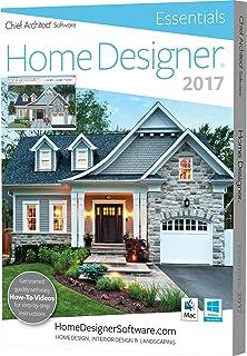 Ac Ul320 Sr222320 Amazon Com Chief Architect Home Designer Suite 2018 Dvd Software On Home Designer
