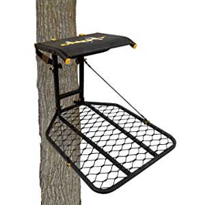 Muddy The Boss Hang-On Treestand- Silent Straps