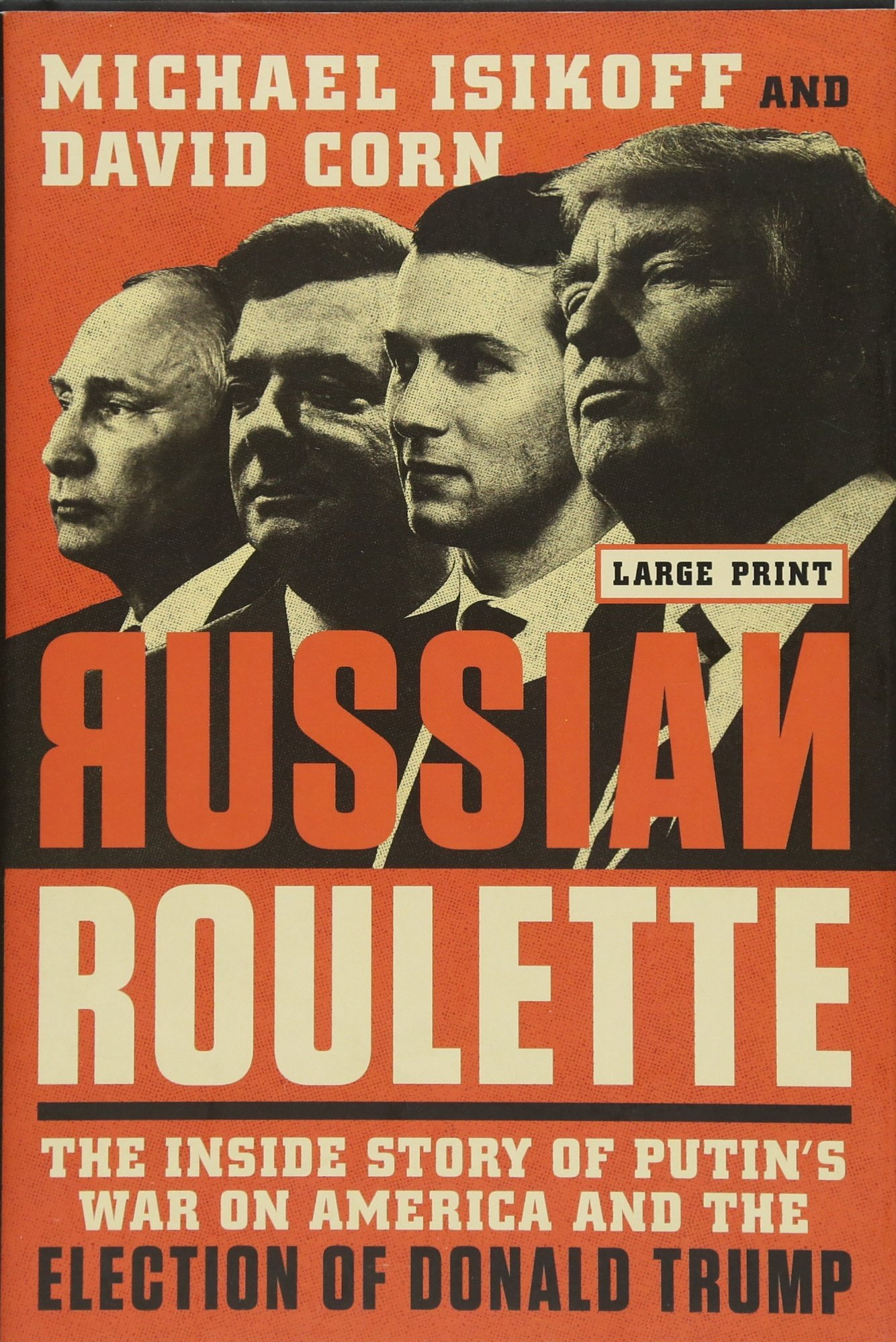 amazon russian roulette the inside story of putin s war on